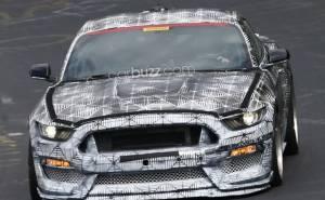 مقدمة فورد موستنج GT350R 2016