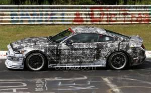 سيارة فورد موستنج GT350R 2016