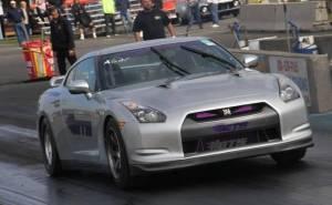 أسرع سيارة نيسان GTR في العالم