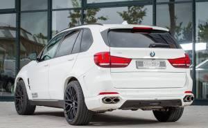 BMW X5 من الخلف