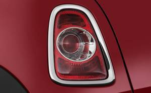 Mini coupe S-ميني كوبيه اس 2012 اضواء