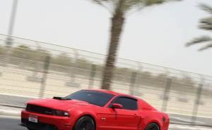 موستنج GT إماراتية
