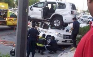 accident in Qatar