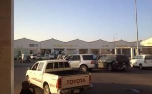 السلطات السعودية تغلق محطة وقود 5