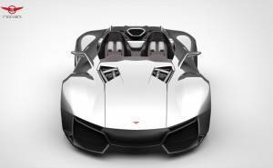 Rezvani Motors Beast front