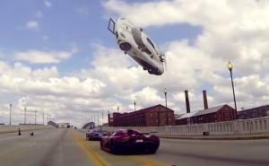 من إحدى مشاهد فيلم Need for Speed
