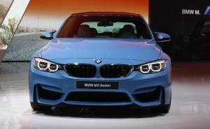 BMW M3 2015 بي ام دبليو ام 3 من الأمام