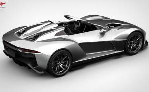Rezvani Motors Beast side