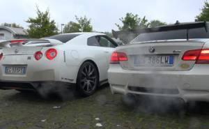 بالفيديو تحدٍ صوتي شرس يجمع بين M3 و GTR