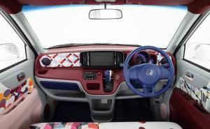 Honda N-ONE Relax interior