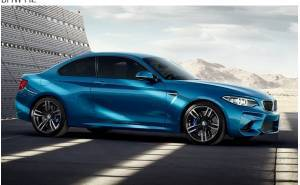 BMW M2-بي ام دبليو ام2