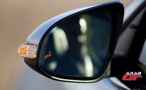 Blind_Spot_Monitor نظام مراقبة النقطة العمياء