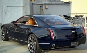 كاديلاك قد تصنع سيارة منافسة لرولز رويس غوست عام 2030