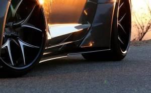 Chevrolet Corvette Stingray Widebody