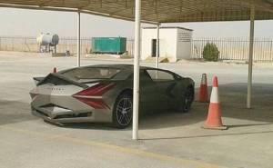 Elibriea Qatar car