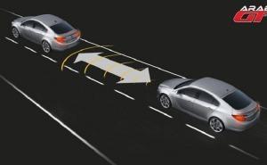 Forward_Collision__Adaptive_Cruise_Control نظام منع الحوادث وتثبيت السرعة