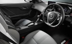 Homda S660 interior