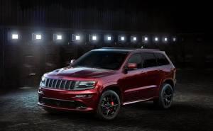 jeep grand cherokee srt hellcat