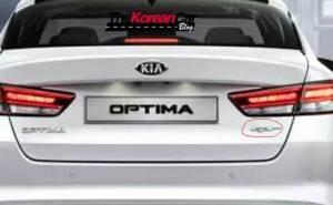 كيا اوبتيما جي تي 2016