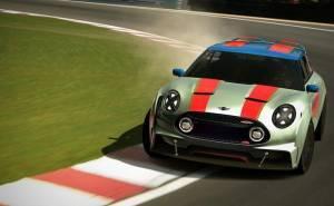 MINI Clubman Vision Gran Turismo 6 update
