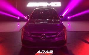 Mercedes AMG C63