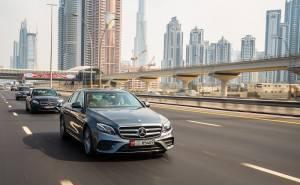 Mercedes E 300 Autonomous Drive