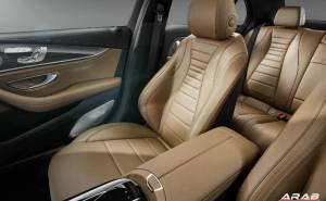 Mercedes E-Class 2016 interior