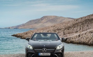 Mercedes SLC43 AMG 2017