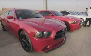 Mopar Arabia Cars