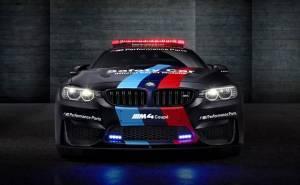 Moto GP safety car BMW M4