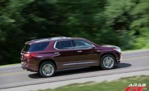 New Chevrolet-Traverse