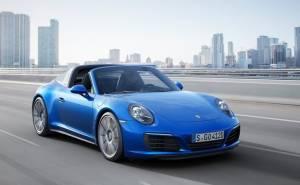 Porsche-911 Targa4 2016 بورش 911 تارجا 4