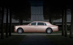 Rolls royce fantom customized