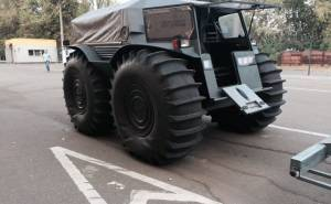 SHERP All Terrain vehicle
