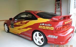 من الخلفFast & Furious سيارة أكيورا انتيجرا GS-R