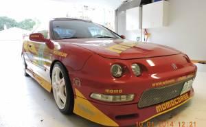 من الامام Fast & Furious سيارة أكيورا انتيجرا GS-R