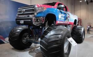 Toyota Tundra Monster Truck