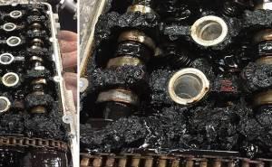 اكتشاف مفاجأة في محرك اودي تي تي