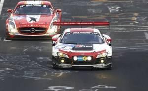 سيارات أودي في السباق