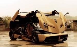 سيارة باغاني هويرا