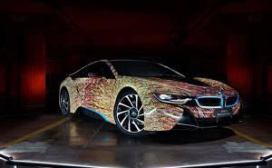 BMW i8 Futurism