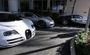 سيارات بوغاتي