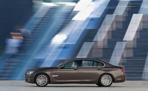BMW 7 series بي ام دبليو الفئة السابعة-2013 الابواب