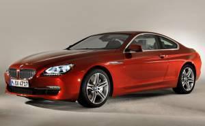 بي ام دبليو الفئة السادسة كوبيه BMW 6 Series Coupe 2012-الصادم الامامي