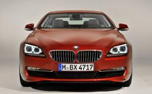 بي ام دبليو الفئة السادسة كوبيه BMW 6 Series Coupe 2012-من الامام
