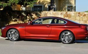 بي ام دبليو الفئة السادسة كوبيه BMW 6 Series Coupe 2012-الاطارات