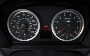 بي ام دبليو M3 كوبيه BMW M3 Coupe-2012-العدادات