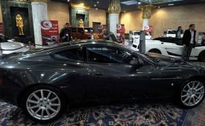 سيارات زين العابدين تعرض في المزاد