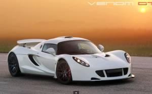 أسرع سيارة في العالم