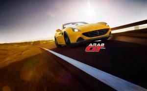 customized Ferrari California T